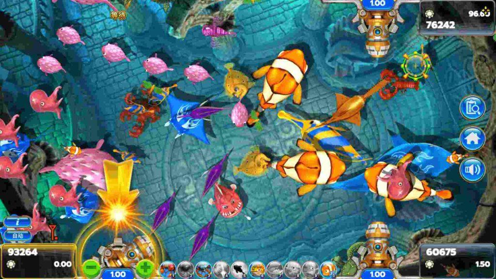 เกมยิงปลา UFABET หน้าเล่นเกมยิงปลาออนไลน์ จาก UFABET